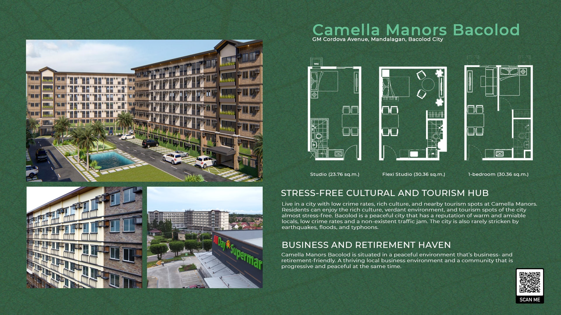 Camella Manors Bacolod - RFO Condo in Bacolod