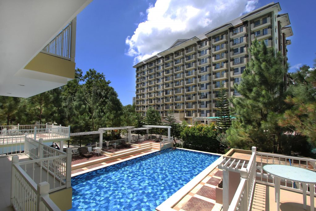 Pool Amenity of a Condominium in Davao | Northpoint by Camella Manors