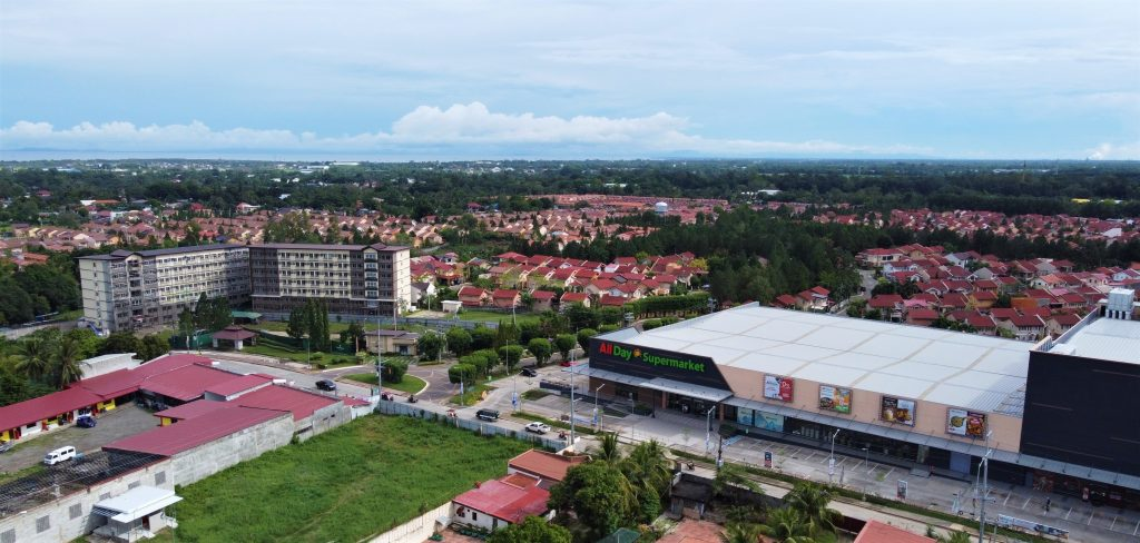 RFO Condo in Bacolod - Camella Manors Bacolod - Aerial Community Perspective