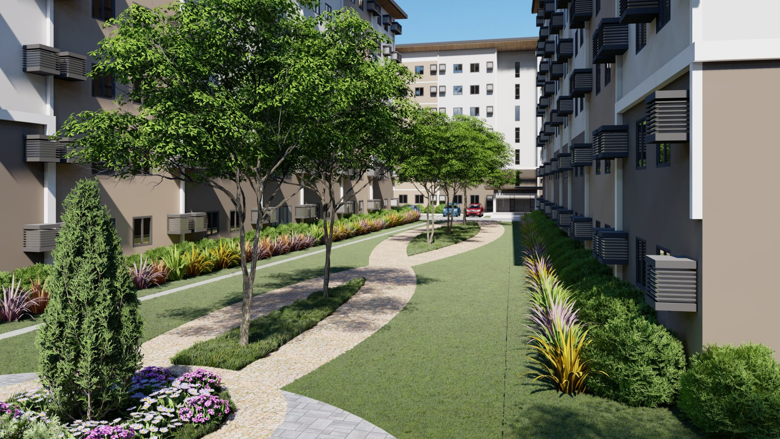 Condo with Jogging Path – Camella Manors | Affordable Condo in the Philippines