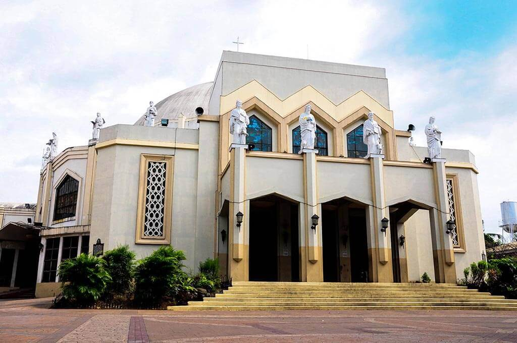 Antipolo Cathedral | Affordable Condo in Antipolo - Camella Manors Antipolo