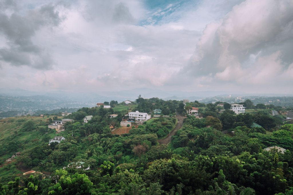 View from Cloud 9 Restaurant in Antipolo | Affordable Condo in Antipolo - Camella Manors Antipolo