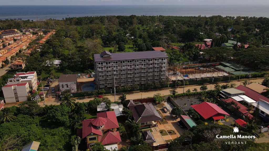 Affordable Ready to Occupy Condo Units in Palawan - Camella Manors Verdant