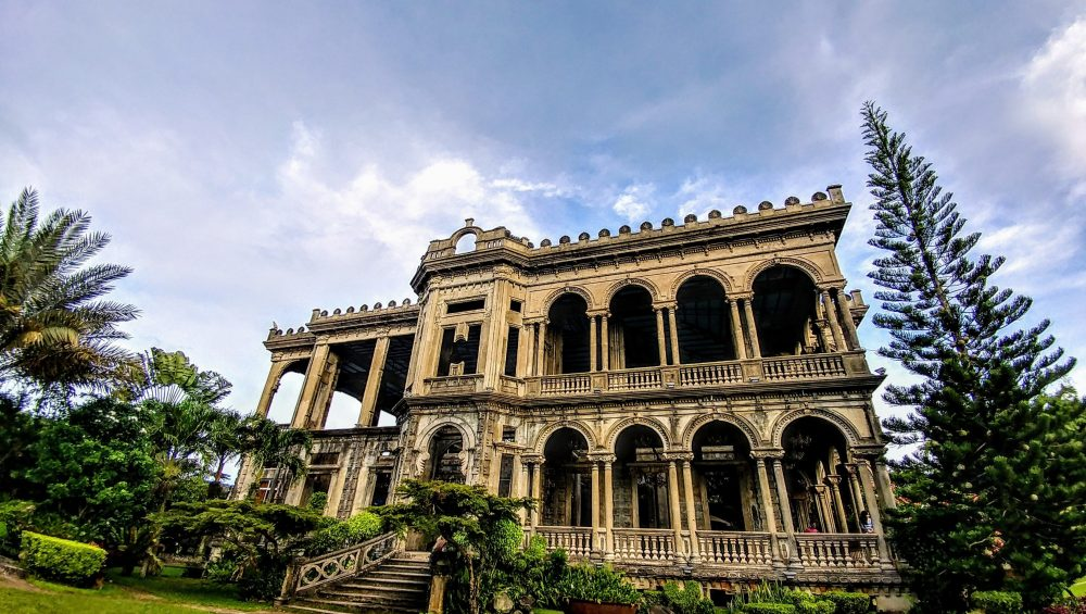 The Ruins Attraction in Bacolod | Affordable Condo for Sale in Bacolod - Camella Manors