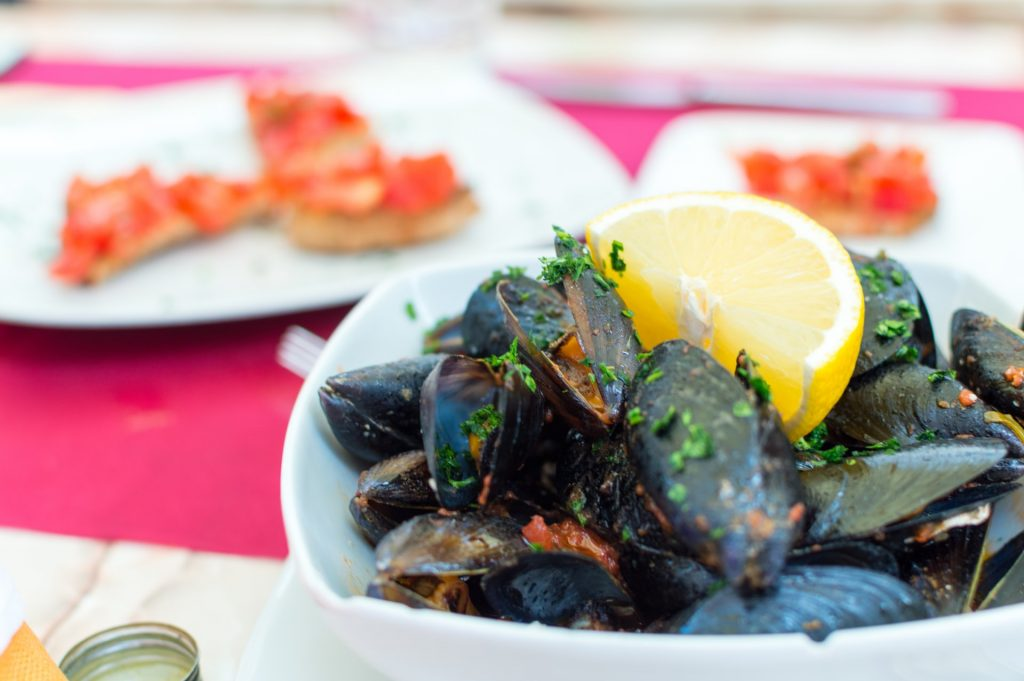 Shellfish is good for the heart | Camella Manors
