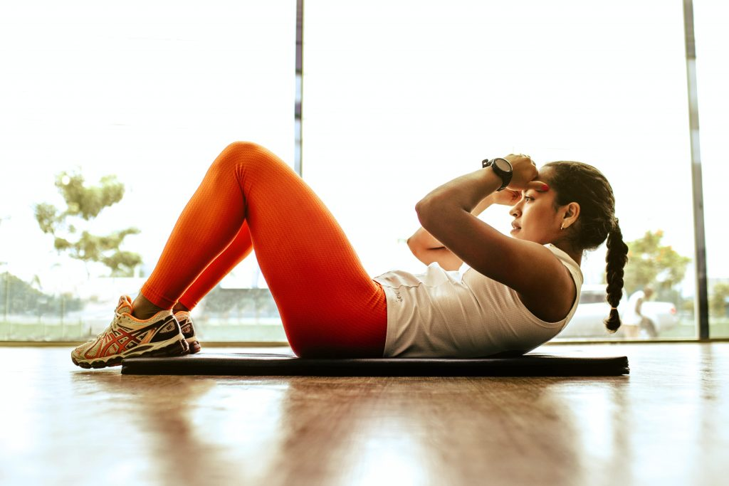 Do some physical activities or exercise | Camella Manors | Mental Health