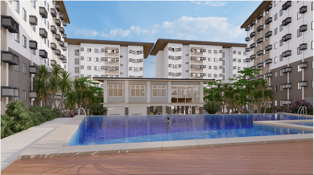Resort themed Condo in the Philippines | Camella Manors