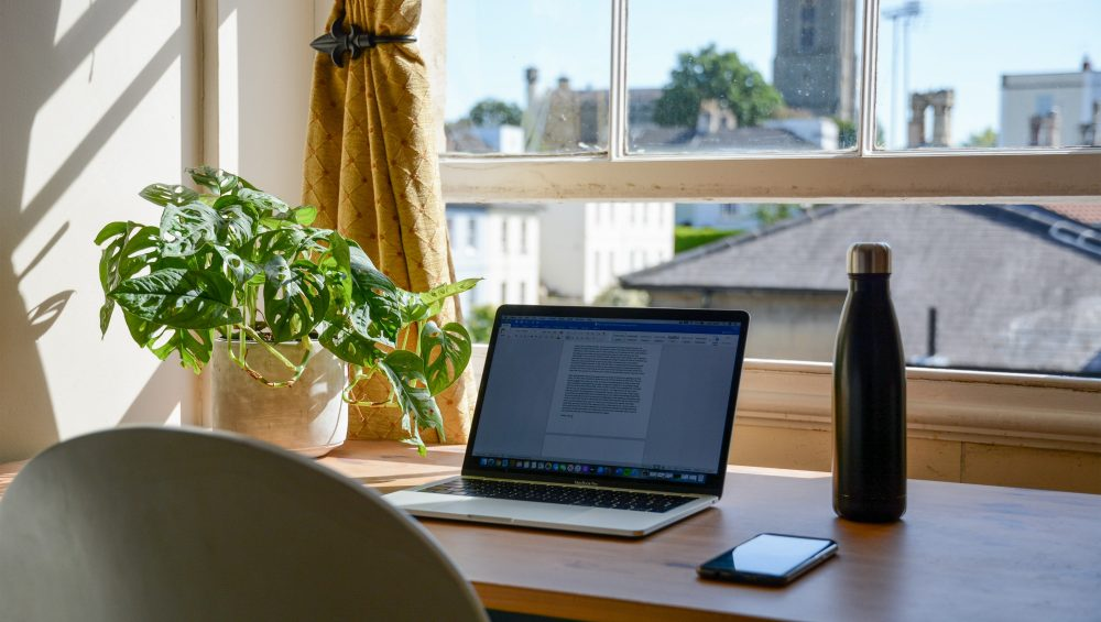 Home-based set-up | Camella Manors | Works from Home