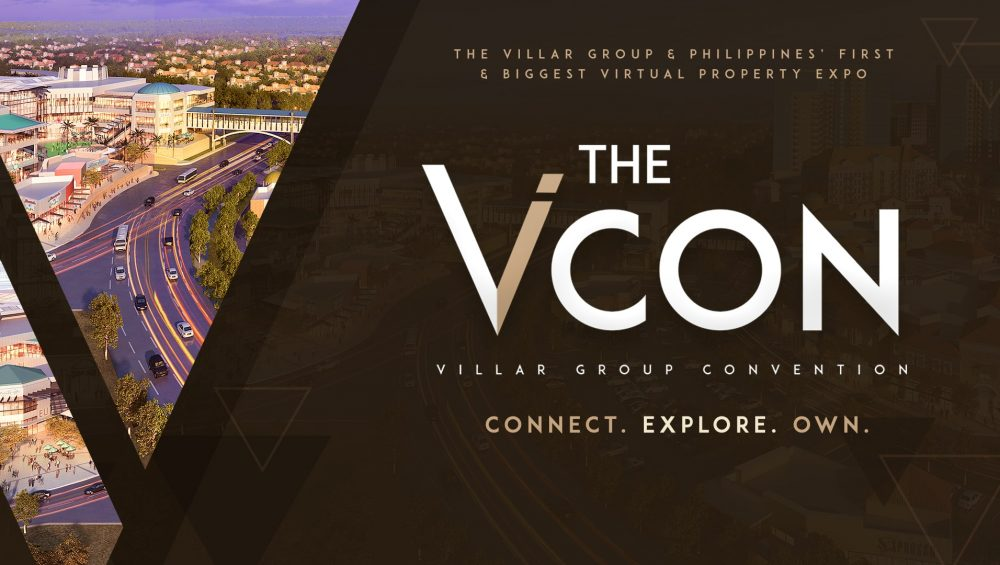 Biggest Virtual Property Expo - Villar Group Convention - ViCon - Camella Manors is one of the participating brands that offers affordable condo properties