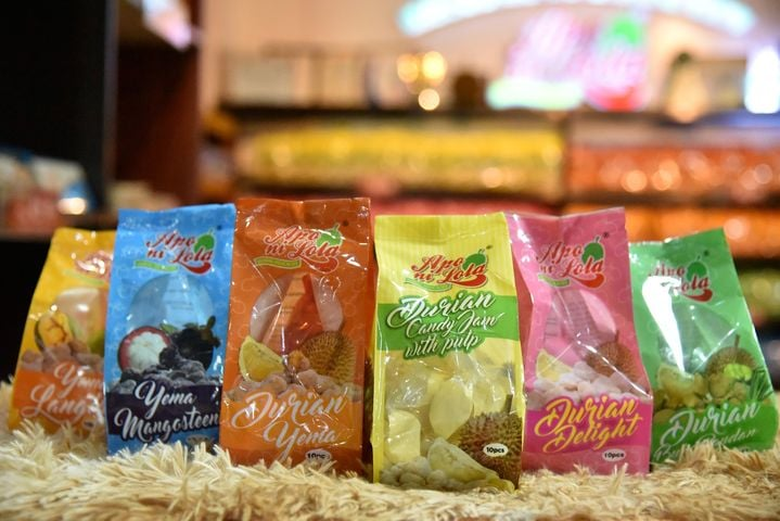 Durian Candies   Ultimate Davao Food Guide   Camella Manors