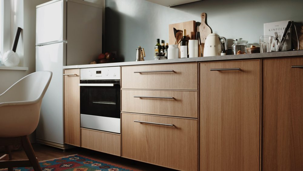 Keep Your Kitchen Smell Good   Brown Condo Kitchen Color   Affordable Condo Philippines   Camella Manors
