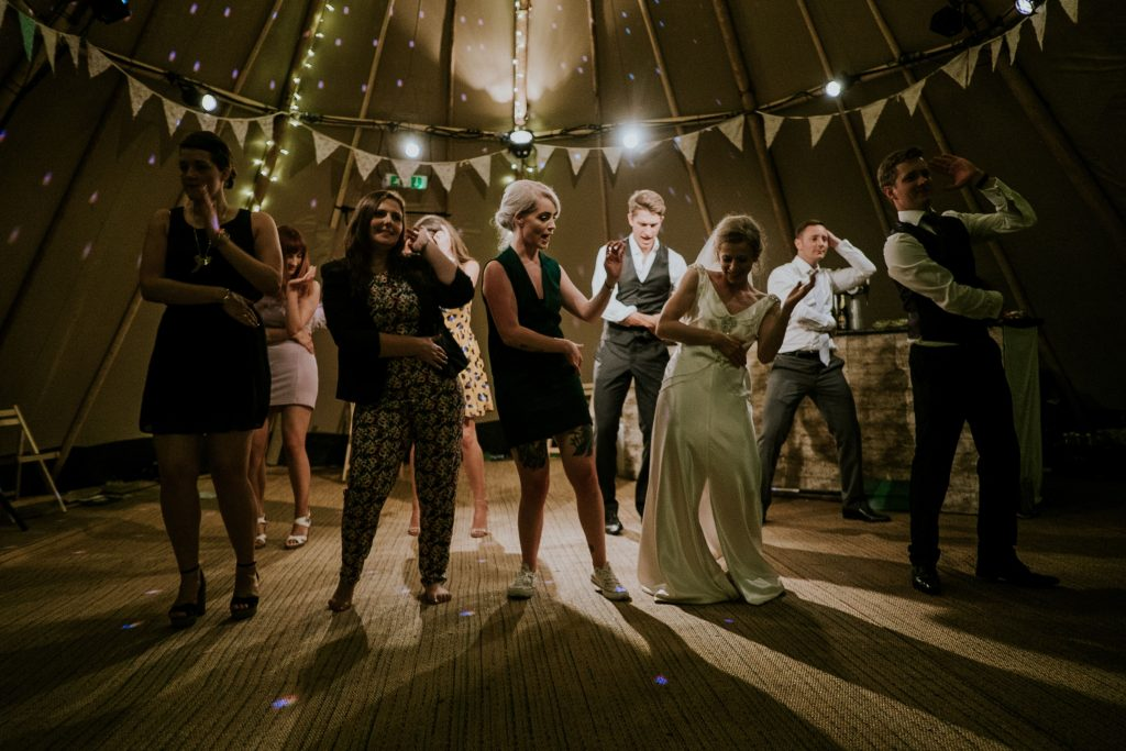Dance Party at the Reception | Wedding Playlist Guide 2021 | Camella Manors