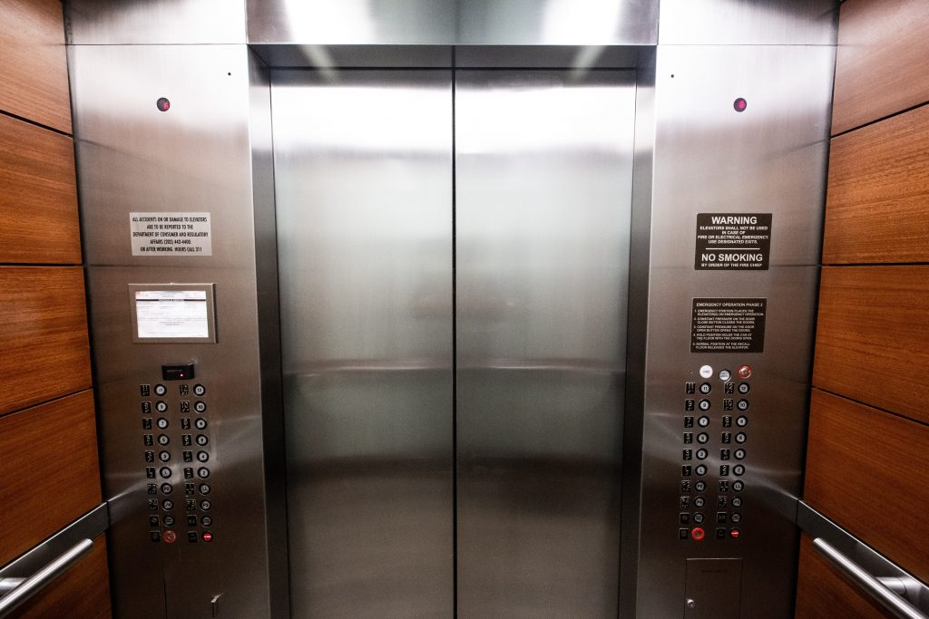 Do not use the Elevator | Earthquake Safety Tips | Camella Manors