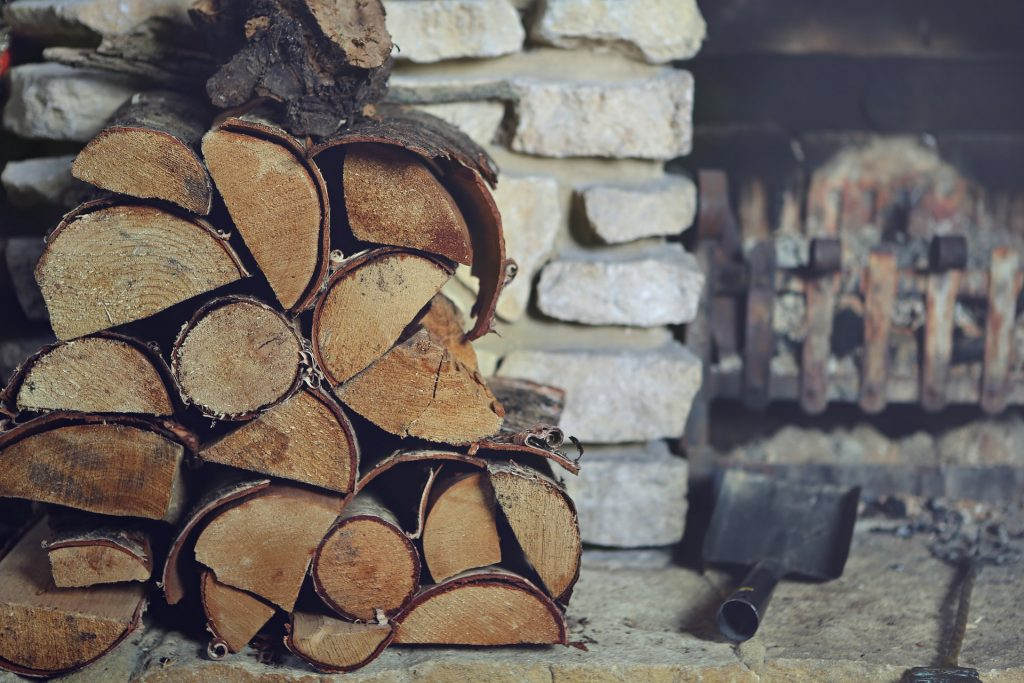 Firewood Scent for your Condo - Camella Manors