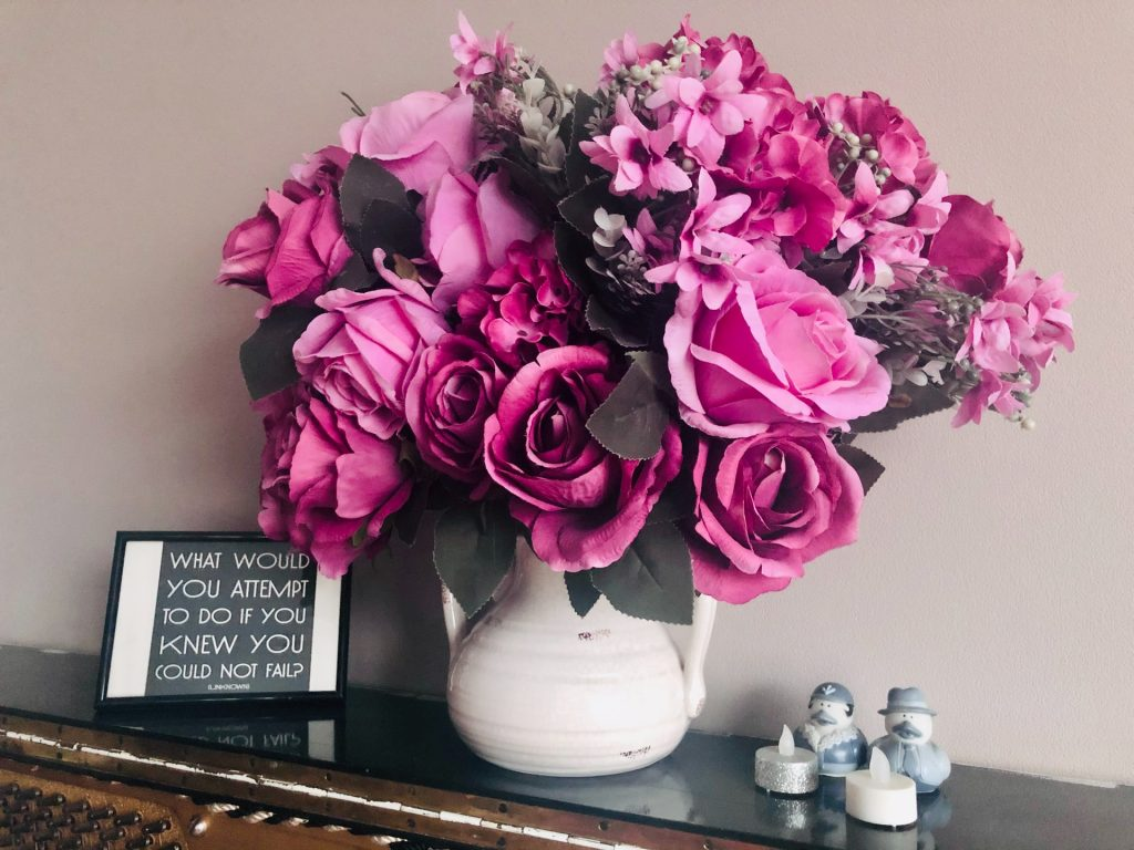 Fresh Flower Scent for your Condo - Camella Manors