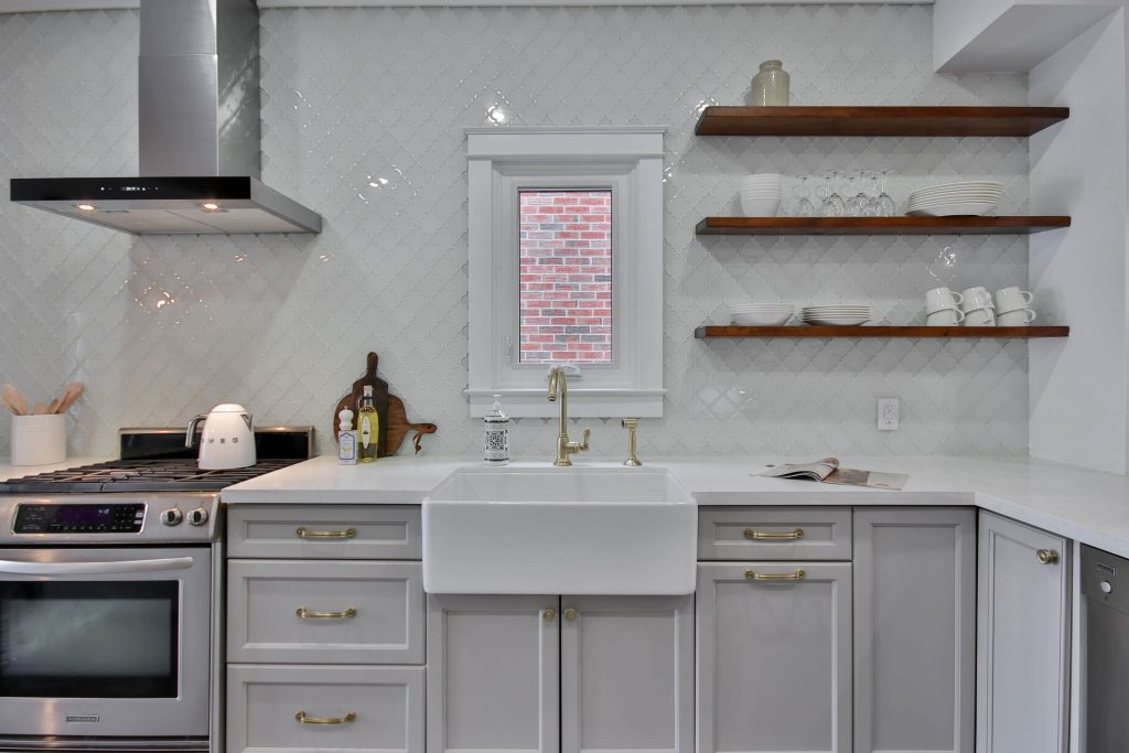 Gray Kitchen Color for your Unit | Affordable Condo Philippines | Camella Manors
