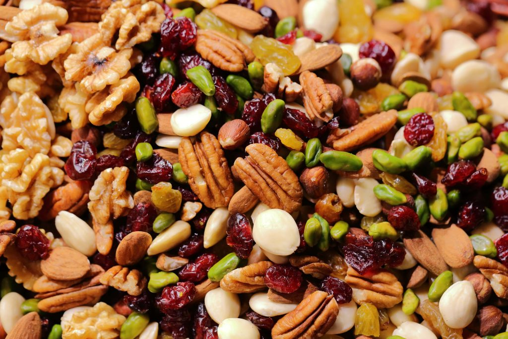 Mixed Nuts for Protein Needs   Camella Manors