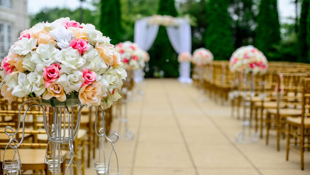 New Normal Wedding in an Outdoor Landscape - Camella Manors
