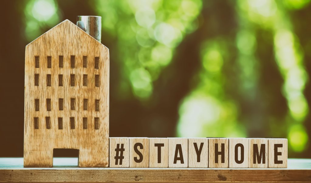 STAY HOME - Camella Manors - Photo by Alexas_Fotos on Unsplash