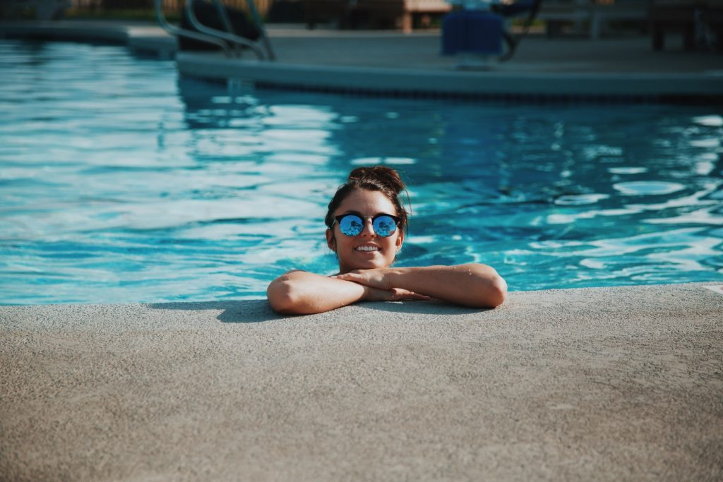 Saltwater Pool improves Lifestyle - Camella Manors