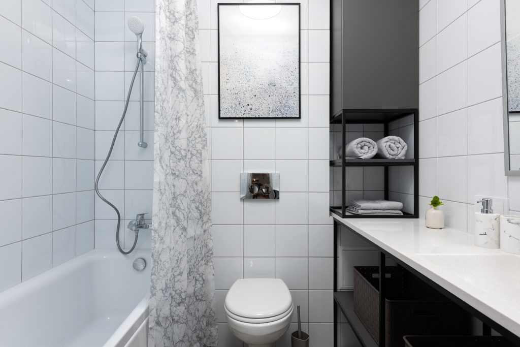 Shower Curtain Condo Spot you Forget to Clean | Camella Manors