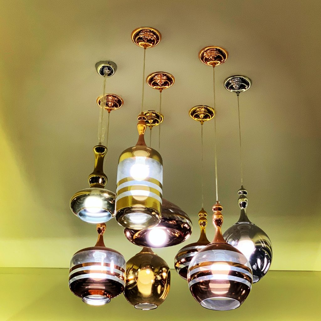 beautiful chandelier for condo -camella manors