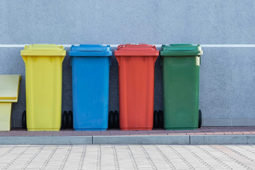 take out your trash - make your home smell good - camella manors
