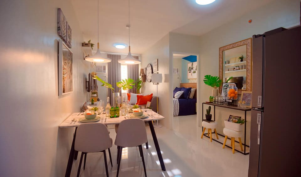 1 - Bedroom Resort-themed condo - Camella Manors - Tips to make your space a rent-worthy condo