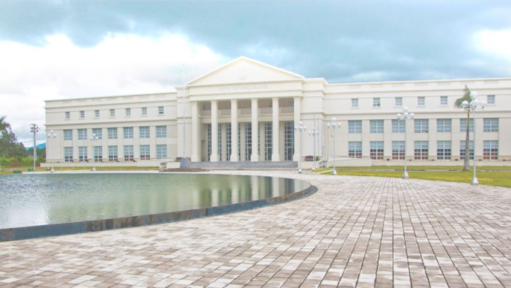 Bacolod City Hall Photo from Bacolod City Government