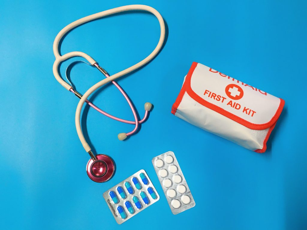 Bring First Aid Kit | Road Trip Safety guide this Pandemic