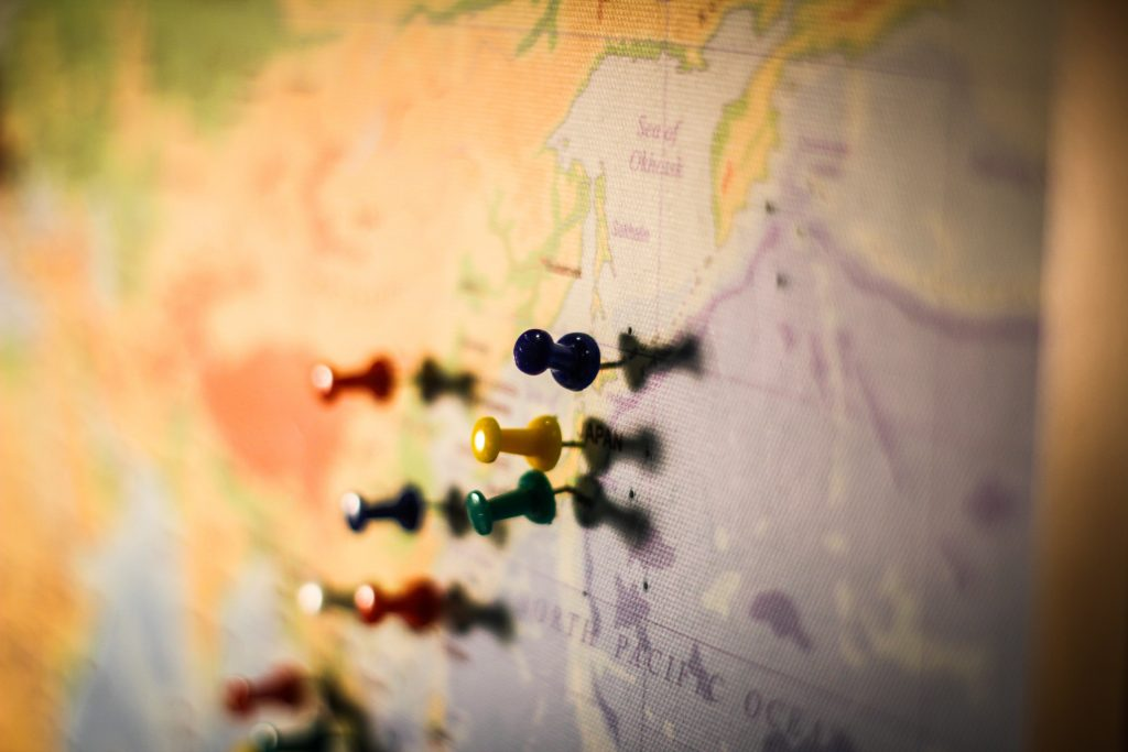 Bring a Map | Road trip Safety Guide this Pandemic