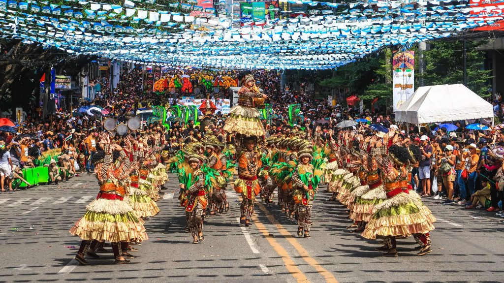 Colorful Fiestas in the Philippines
