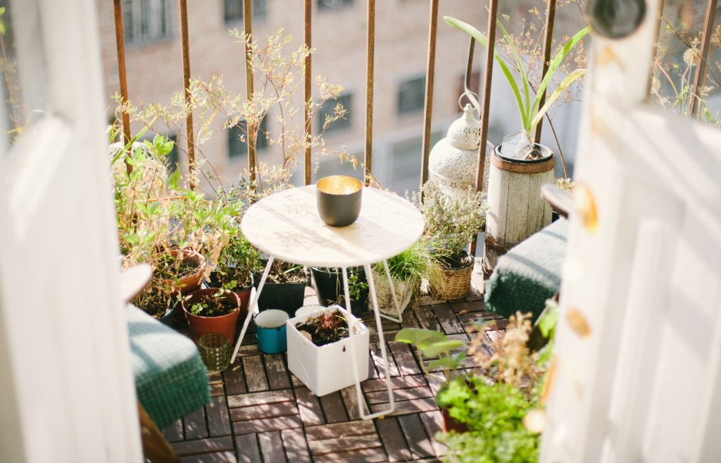 Decorate your Balcony with Plants | Ways to Design your Condo Balcony | Camella Manors