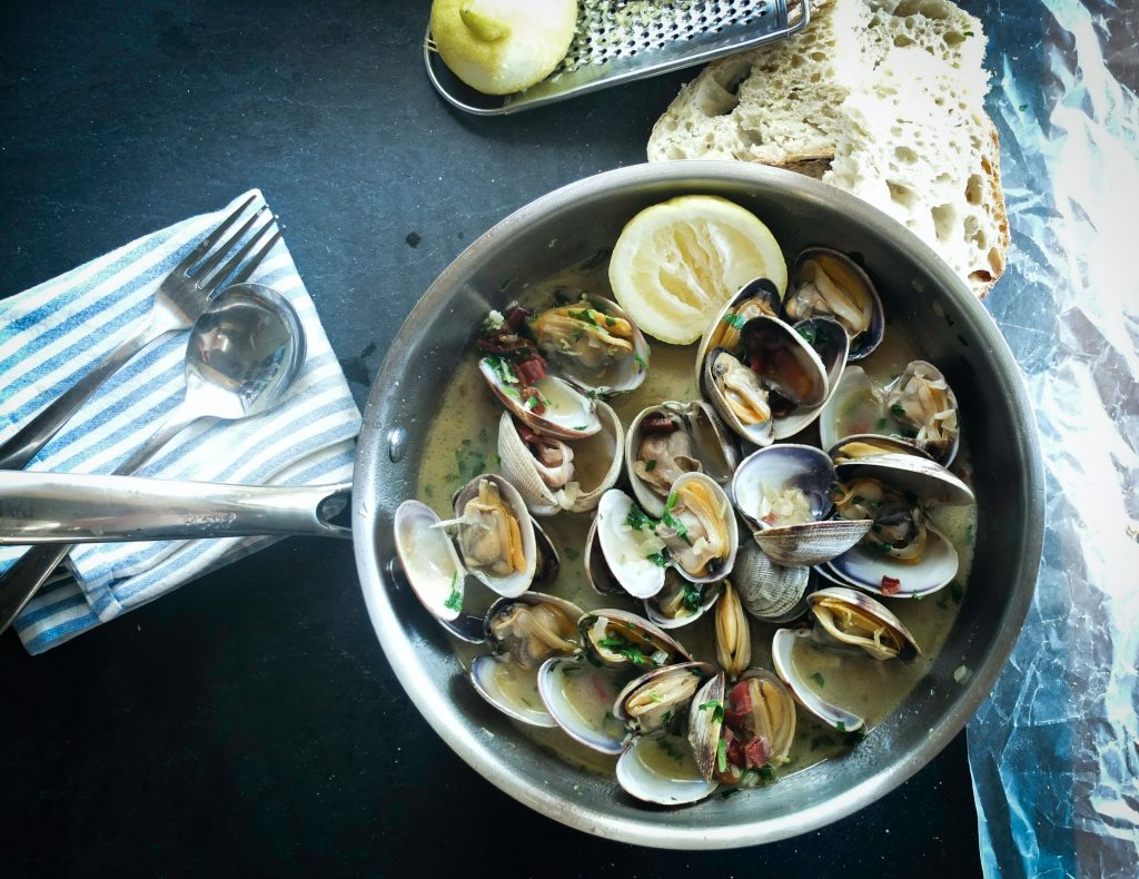 Fresh Seafoods | Bacolod Food Trip Guide