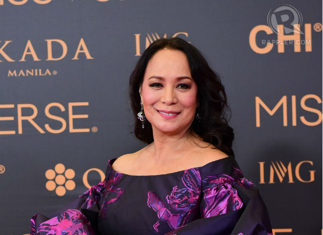 Gloria Diaz - Photo from Rappler - Resort-themed condo in the Philippines - Camella Manors