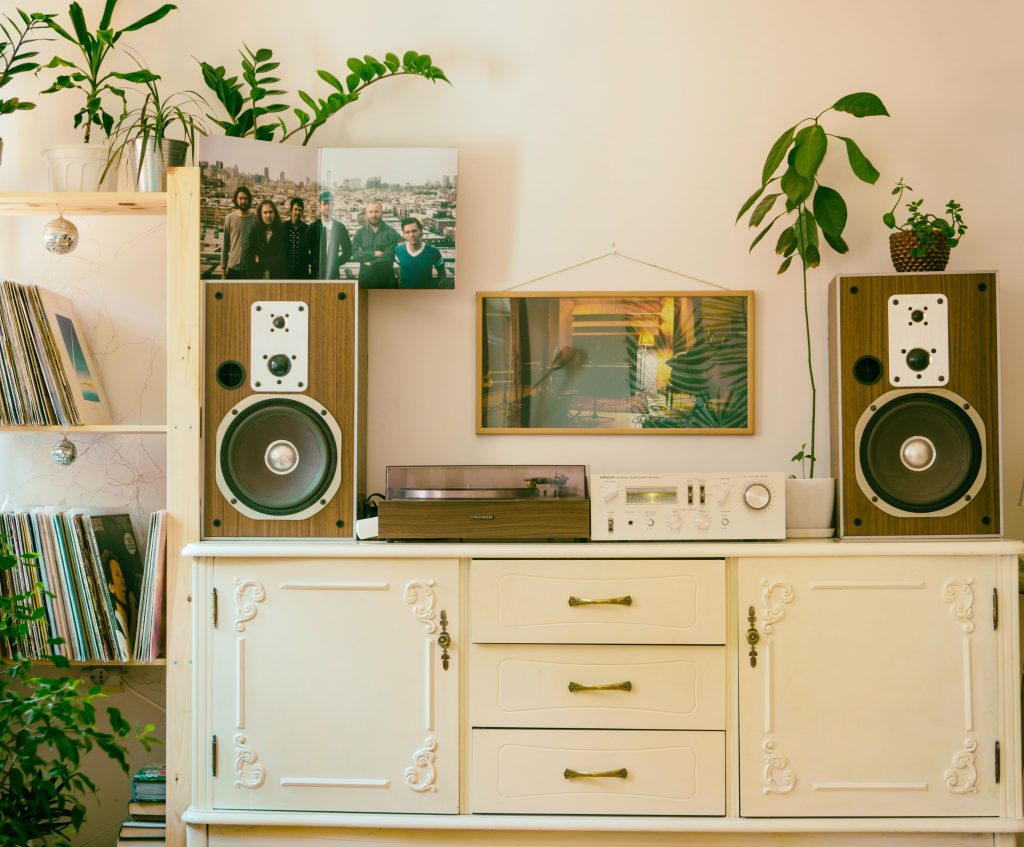 Upgrade to High-quality Sound System   Camella Manors