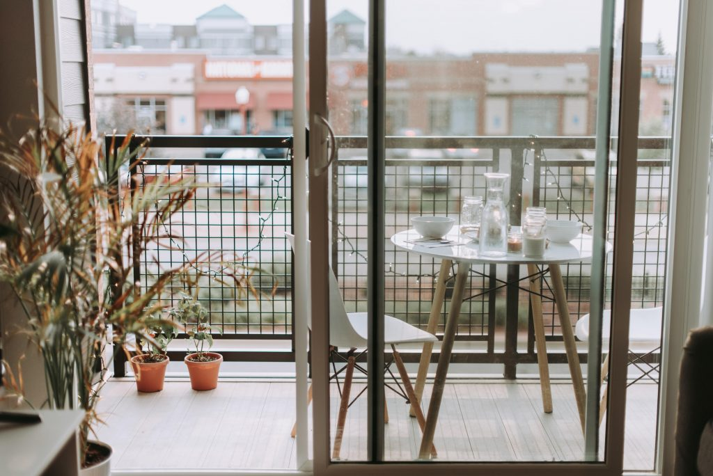 Use Compact Furniture | Ways to Design your Condo Balcony | Camella Manors