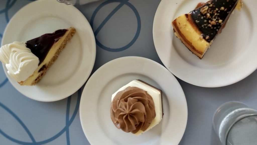 Cakes at Calea | Bacolod Food Trip Guide