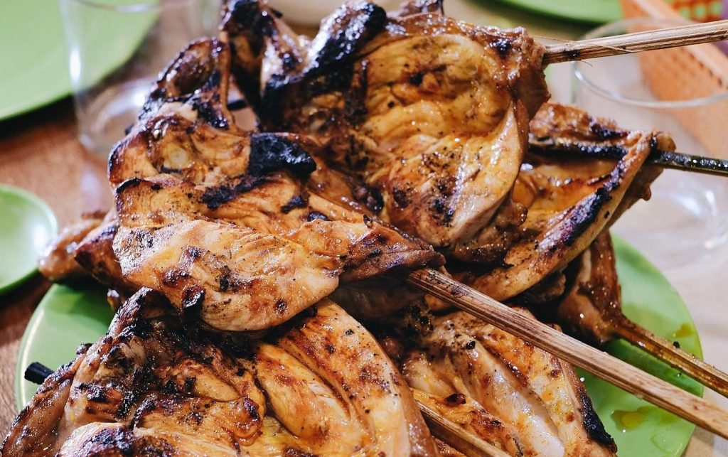 Chicken Inaasal | Bacolod Food Trip Guide