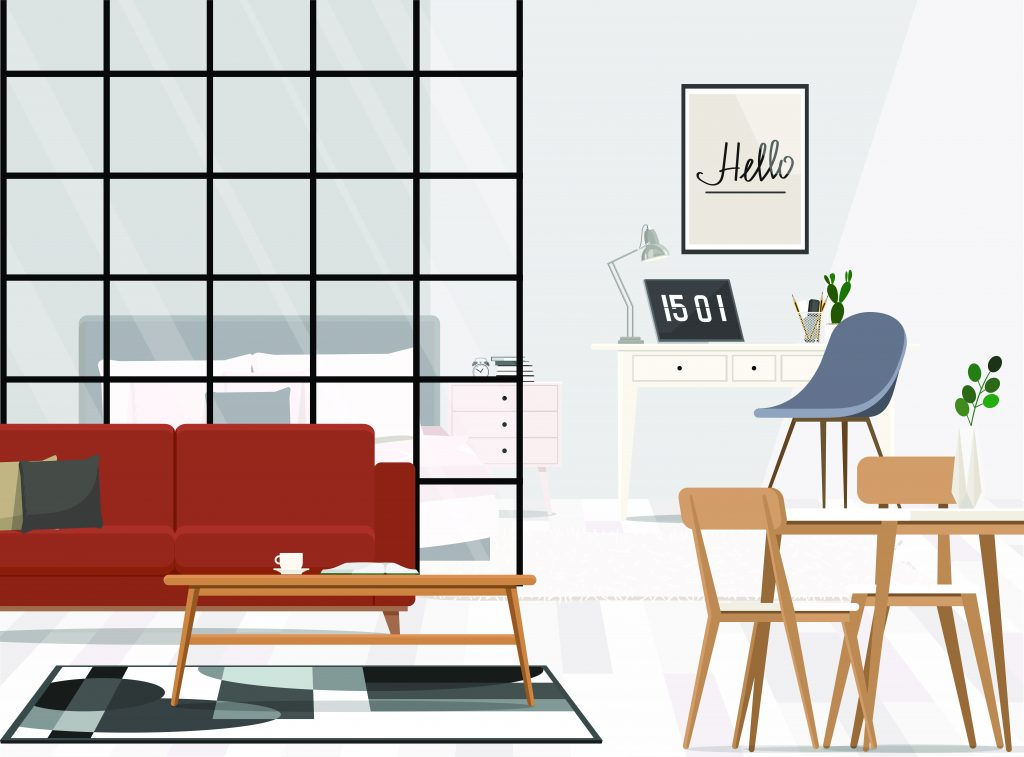 Creating a room within a room tips for condo - Smart Spaces at Camella Manors - Condo in the Philippines