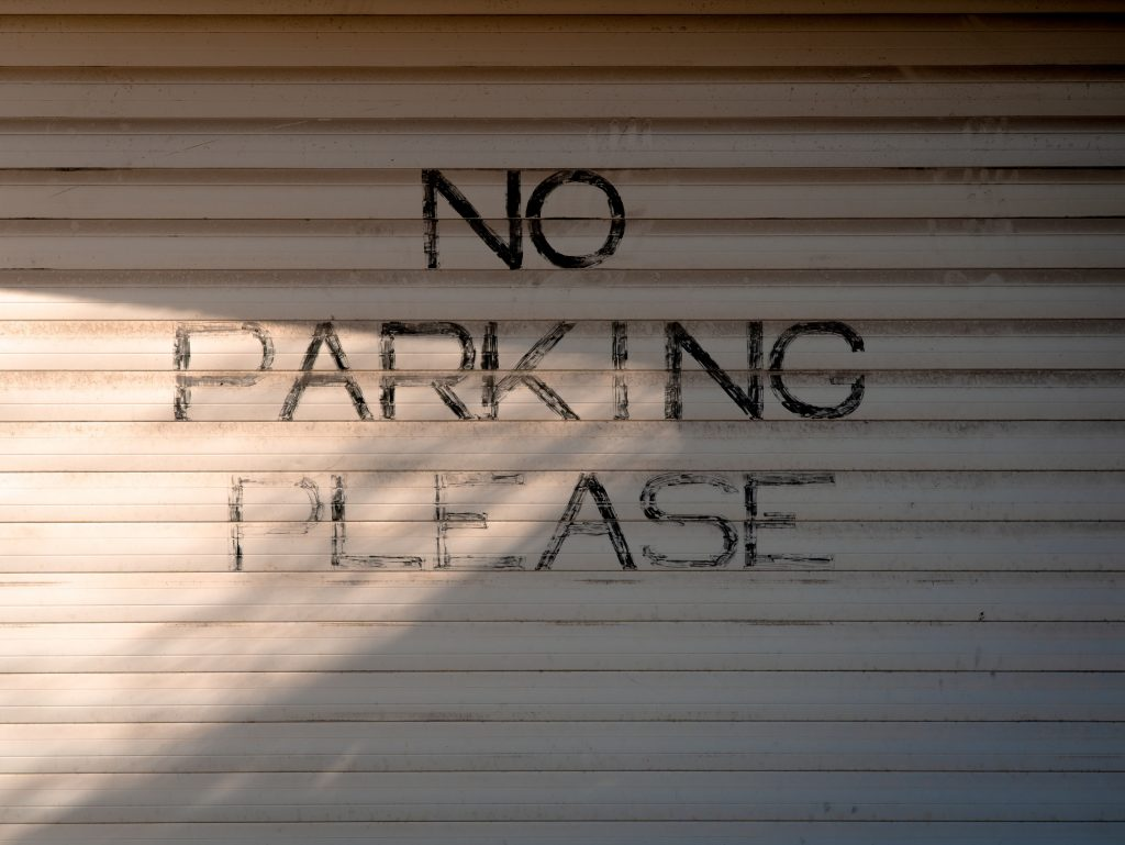 Illegal Parking Might get your Car Towed
