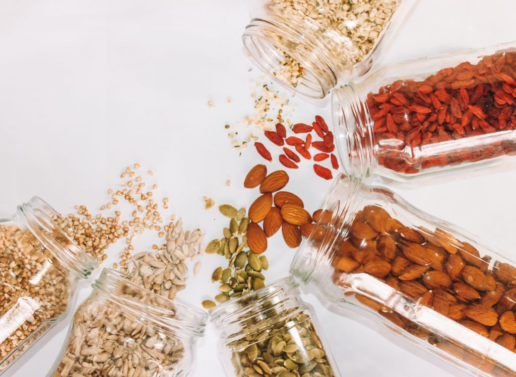 Nuts - Superfood for Work from Home Productivity