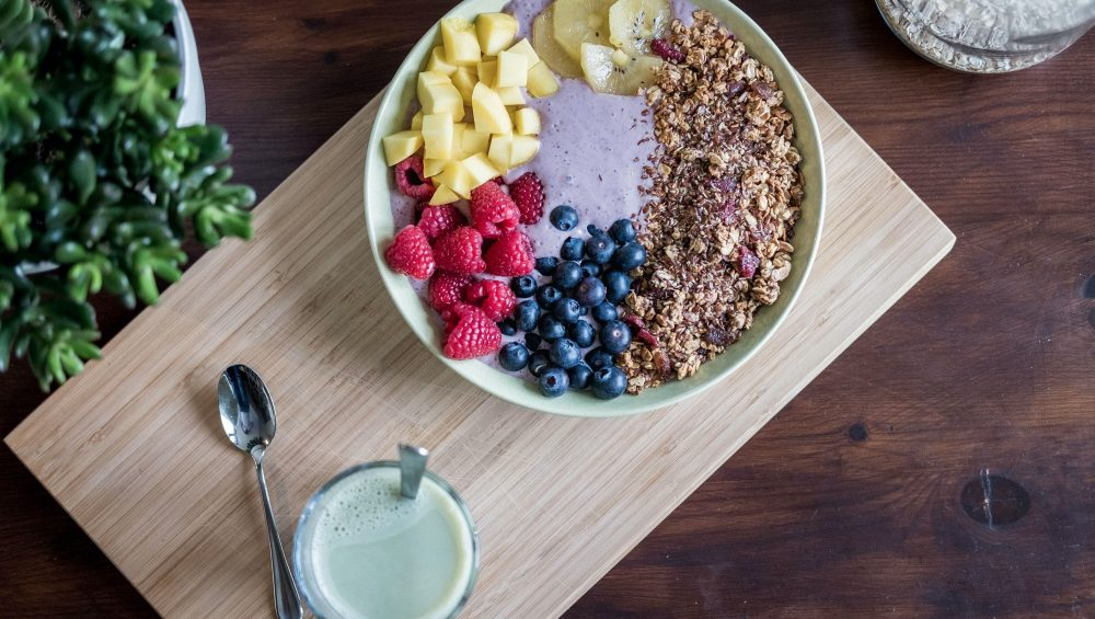 Superfoods for Work from Home Productivity