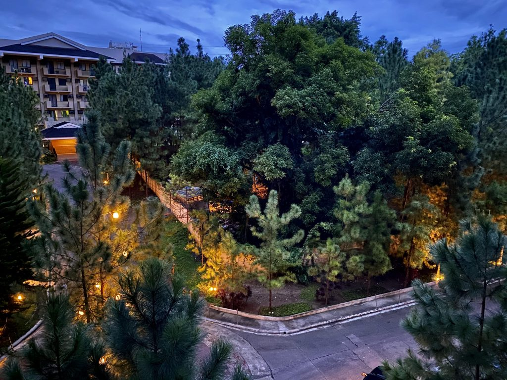 Camella Manors is a condo with pocket forest - A Pine-Estate Condo complementing its resort-themed condo amenities