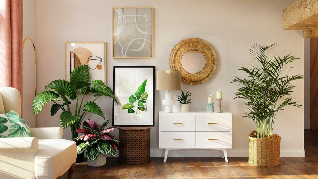 Make the Room Brighter with Light Colors