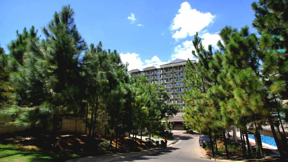 Pine-Estate Condo Community of Camella Manors - Condo with Pocket Forests - Affordable Condo in the Philippines - Resort-themed Condo with Pine Trees