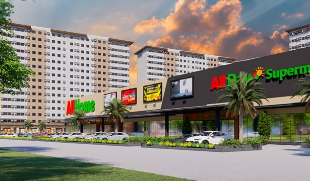 Pre selling Camella Manors Condo in Caloocan Perspective