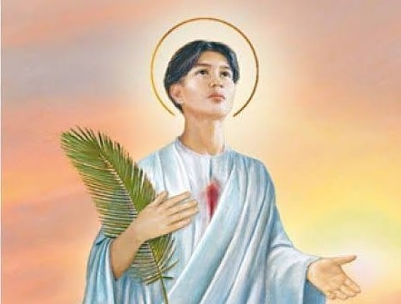 San Pedro Calungsod   Famous Saints in the Philippines